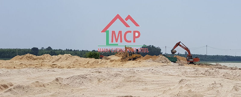 Quotation of latest concrete sand in May 2020
