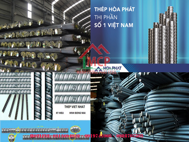 Latest Hoa Phat Steel quotation in May 2020